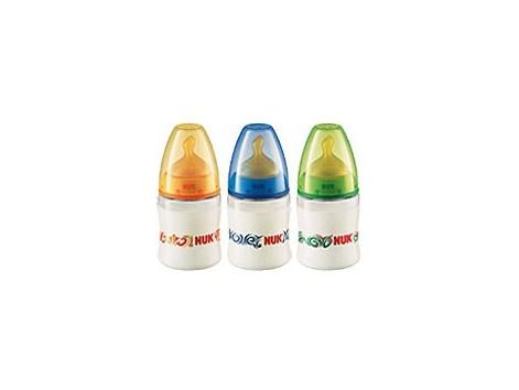 NUK First Choice 150ml Bottle. Latex Teat