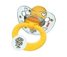 Nuk pacifiers Happy Kids. Size 2. Latex. 2 units