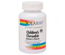 Solaray Children's Chewable. Solaray 60 tablets