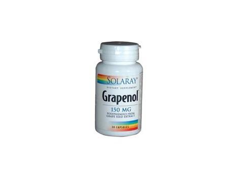 Grapenol Solaray 150mg. 30 capsules Solaray