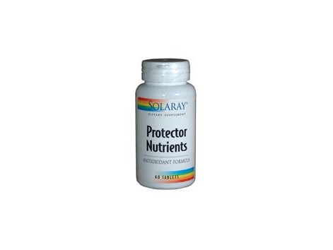 Nutrients Protector Solaray Solaray. 60 tablets