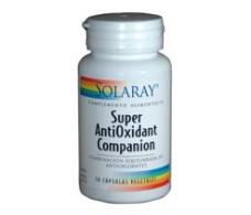 Solaray Superantioxidant Companion 30 capsules. Solaray
