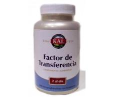 KAL Factor de Transferencia. 60 cápsulas. KAL - Solaray
