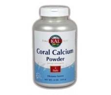 KAL Coral Calcium 225gr. (70 tomas) KAL - Solaray