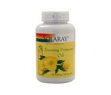Solaray Evening Primrose Oil - Primula. 90 pearls.