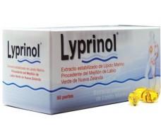 Lyprinol 50 perlas. Lipido Marino de Mejillón de Labio Verde
