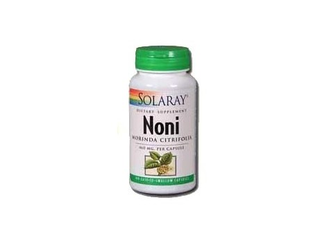100 capsules Solaray Noni. Solaray