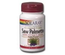 Solaray Saw Palmetto. 60 beads Solaray