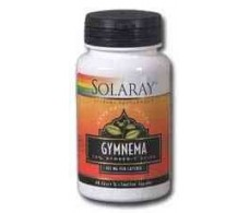Solaray 385mg Gymnema. 60 capsules. Solaray