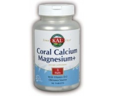 KAL Coral Ca / mg 90 tablets KAL