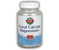 KAL Coral Ca/mg  KAL  90 comprimidos