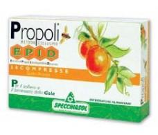 Epid Orange flavor. 20 tablets. Specchiasol