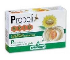 Epid con Zinc. Sabor a plantas aromaticas. 20 comprimidos.