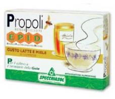 Epid sabor Leche - Miel. 20 comprimidos. Specchiasol