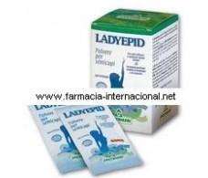 Lady Powder Epid. 10 envelopes for intimate hygiene. Specchiasol