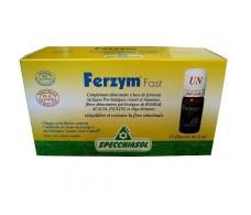 Fast Ferzym. 10 vials of 8ml. Specchiasol