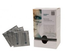 Segle decongestant and moisturizing mask. Pack of 3 sachets
