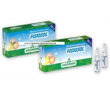 Fisiosol 22 Hierro. 20 ampollas de 2ml. Specchiasol