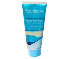 Shampoo Monoi Shower Polysianes to 200ml.