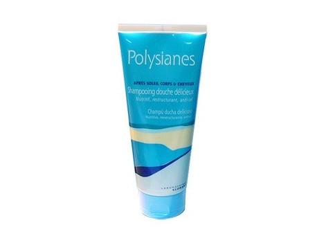 Shampoo Monoi Shower Polysianes to 200ml.