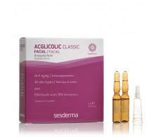 Blasenbildung Klassische Sesderma Acglicolic Forte 5 und . 2 ml