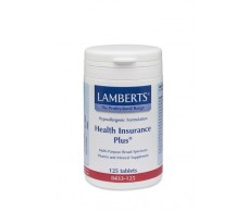 Lamberts Health Insurance Plus 125 tablets