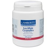 Lamberts Soya Lecithin Granules 250gr.