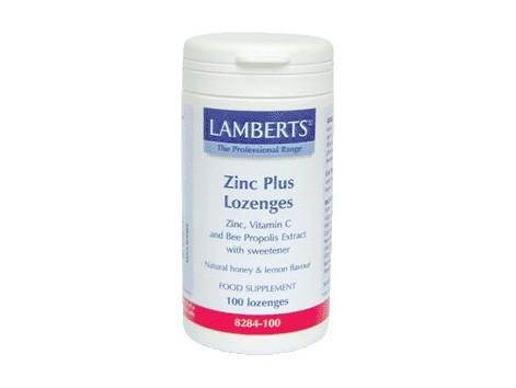 Lamberts Zinc Plus Lozenges 100 Loz