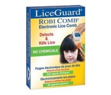LiceGuard Robi Comb. Peine electrónico para piojos