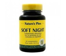 Nature's Plus Soft Night 30 tablets