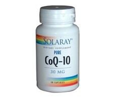 Solaray Solaray Pure Coenzyme CoQ10 30 mg 30 caps