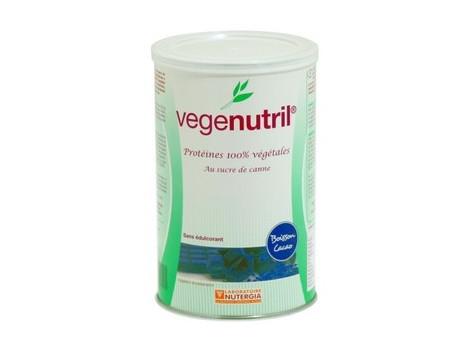 Nutergia Vegenutril coffee in dust 300gr.  Nutergia