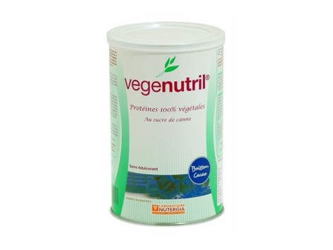 Nutergia Vegenutril cream of mushrooms in dust 300gr.  Nutergia