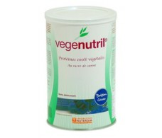 Nutergia Vegenutril vanilla in dust 300gr.  Nutergia