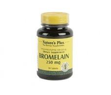 Nature´s Plus Bromelain 250mg. 90 tablets. Nature´s Plus