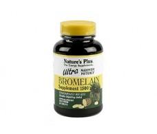 Nature´s Plus Ultra Bromelain 1500  60 tablets. Nature´s Plus