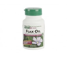 Flax Oil  1300mg. 30 pearls. Nature´s Plus