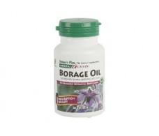 Borage Oil 30 pearls. Nature´s Plus