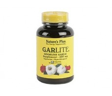Nature´s Plus Garlite - deodorized Garlic 90 Vegicap. Nature's P