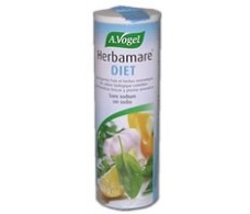 Herbamare DIET Sal sin sodio 125gr. Bioforce