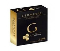 Germinal Immediate Action 5 Special blisters dry skin.