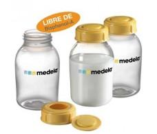 Medela Pack Botella-Biberon de 150ml. 3 unidades