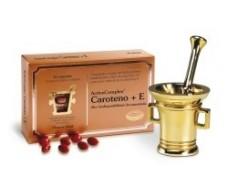Activecomplex Caroteno + E  60 comprimidos. Pharma Nord