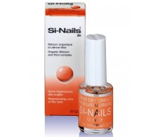 Si Nails and treatment regenerator nail hardener. Auriga