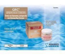 Crema de Ginseng Rojo Coreano Antiarrugas 50gr