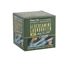 Nature´s Plus Glucosamine, chondroitin MSM Ultra Rx-Joint Cream