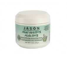 Cream Aloe Vera 84% + Vitamin E 125gr. JASON
