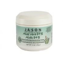 Jason Crema de Aloe Vera 84% + Vitamina E 125gr.