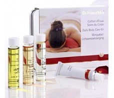 Dr Hauschka Body Travel (oils, gels, essences, creams).
