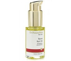 Dr. Hauschka Neem oil to 30ml nails.